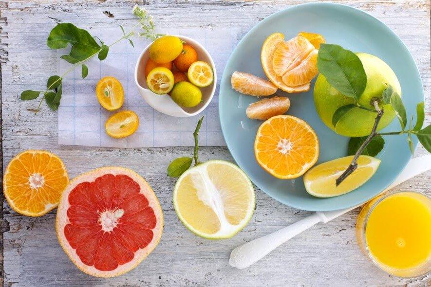 vitamina-c-frutas-citricas-suco-de-laranja-emagrecer-secar-barriga-limao